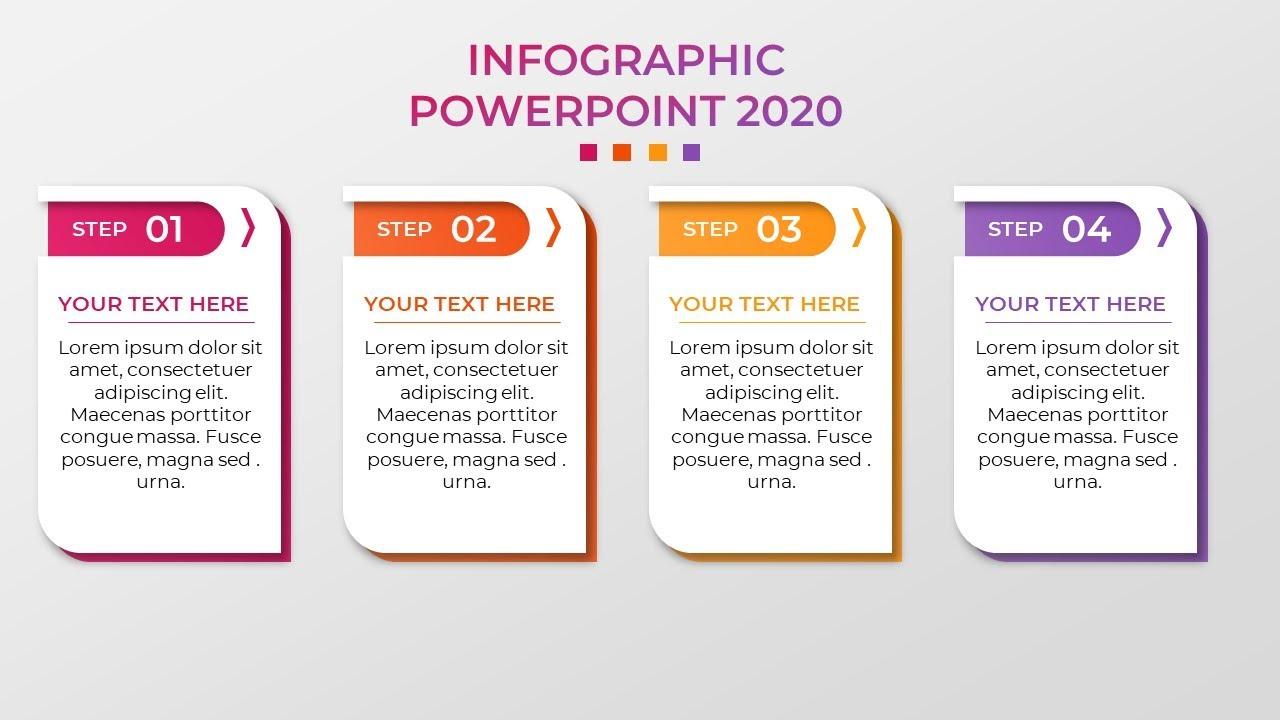 Hướng dẫn làm Infographic PowerPoint đẹp