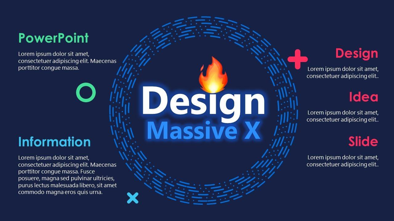 Thiết kế hiệu ứng Massive X ấn tượng bằng PowerPoint 365 | Nguyễn Ngọc Dương