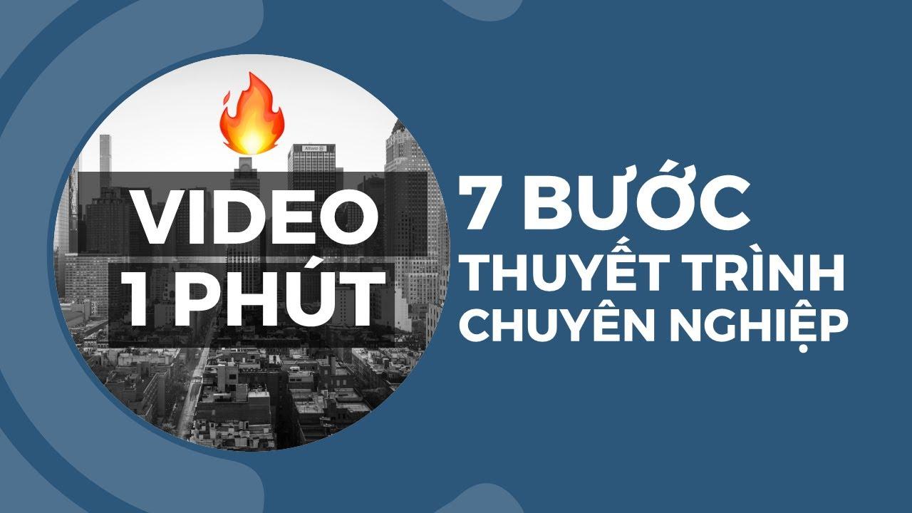 7 BƯỚC PHÁT TRIỂN KỸ NĂNG THUYẾT TRÌNH #Shorts | Nguyễn Ngọc Dương Official