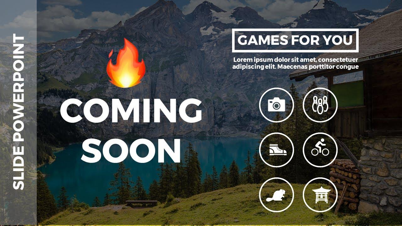 Thiết kế Slide hấp dẫn trong PowerPoint | Tạo bảng điều khiển Games #Shorts