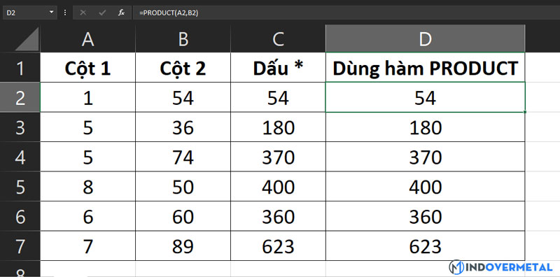 cach-ap-dung-ham-nhan-2-cot-trong-excel-cuc-don-gian-1