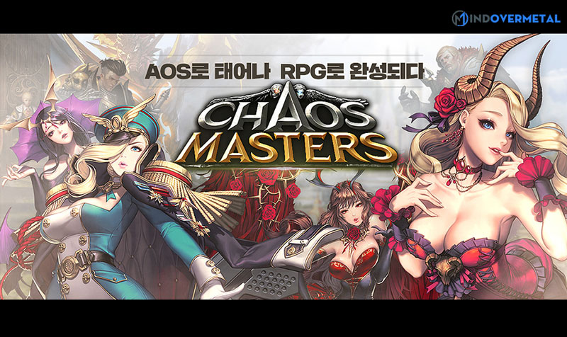 game-danh-theo-luot-chaos-masters-mobile-mindovermetal