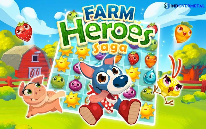 game-match-3-farm-heroes-saga-mindovermetal