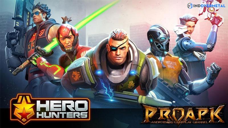 game-offline-hero-hunters-mindovermetal